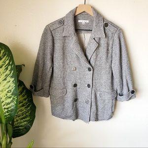 Cabi | Shrunken Peacoat Jacket